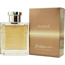 Baldessarini Ambre by Hugo Boss EDT Spray 3 oz