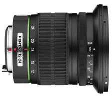 Pentax Ricoh 12-24mm f/4 DA ED AL (IF) Wide Angle Zoom Lens CA0842