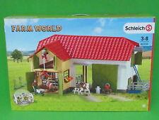 Schleich Farm World 42333 Großer Bauernhof mit Tieren und Zubehör - Neuheit 2016