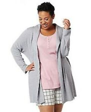 NIP CATHERINES SOFT WELCOMED RESPITE ROBE PLUS SIZE 5X~SO COMFORTABLE!
