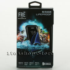 LifeProof Fre Waterproof Dust Proof Case For Samsung Galaxy S8 (Black/Gray) New