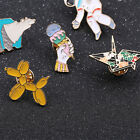 DIY Cartoon Acrylic Fruit Badge Shirt Collar Pin Brooch Lovely Lapel Pin Brooch