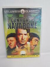 I CANNONI DI NAVARONE (1961) DVD - GREGORY PECK