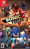 Sonic Forces  (Nintendo Switch) BRAND NEW / Region Free
