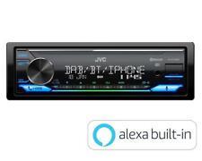 JVC KD-X472DBT Autoradio Digital Media Receiver mit DAB+ Bluetooth USB Tuner Spo