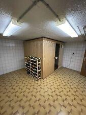 Sauna 2,4 X 2 Meter - Harvia Sauna - TOP Zustand