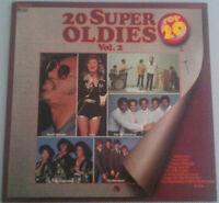 Various 20 Super Oldies Vol. 2 LP Comp Vinyl Schallplatte 185606