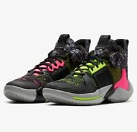 NEW Nike Air Jordan Russell Westbrook Why Not Zer0.2 Size 5 Youth AO6218-003