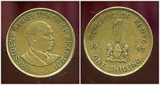 KENYA  1 shilling  1997  ( bis )