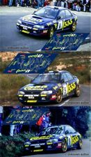 Decals Subaru Impreza WRC Rallye Catalunya 1995 Sainz McRae Liati 555 calcas