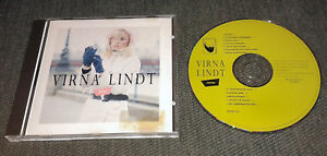 VIRNA LINDT Shiver CD RARE 1992 REISSUE Great Expectations PIPCD 035 Compact Tot