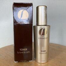 Luminique Toner -To Tone & Calm Botanical Age Defying Skincare 3 fl oz Sealed