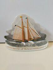 """Sebastian Miniatures """" S. S. S. Spirit Of Massachusetts"""" 1784-1984"""