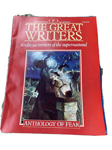 THE GREAT WRITERS (Marshall Cavendish) Special Edition-Anthology of Fear