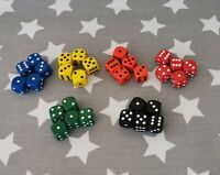 Vintage Dice from PERUDO  - DICE OF THE ANDES - 1994