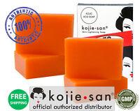 Original Kojie San Skin Lightening Soap, 4 Bars 65g - OFFICIAL USA KOJIESAN