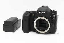 Canon EOS 80D 24.2MP Digital SLR Camera - Black (Body Only)