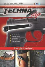S&W Bodyguard 380 - Conceal Carry Gun Belt Clip (Right-Side) Techna Clip