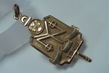 1942 City College of New York Key/Charm in 14K Gold