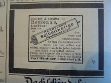 1891 ...Württemberg 7/ Reklame Oberndorf Lauffen Esslingen