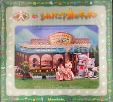Sylvanian Families Sylvanian Forest Kitchen Restaurant Complete with Box! Chef