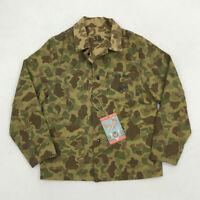 BOB DONG Repro USMC Pacific Camo Jacket 13.7oz Denim Reversible US Army Coat