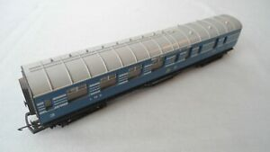 HORNBY R423 LMS CORONATION SCOT BRAKE END '5792' 3rd CLASS UNBOXED VERY GOOD