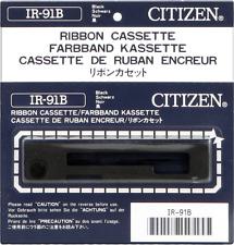 Ir91 Citizen Ir-91b schwarz Farbbandkassette D