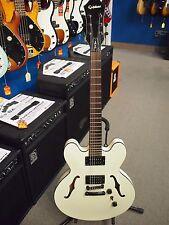 Epiphone Dot Studio AW Alpine White Hollow Body Electric Guitar B-stock Warranty