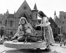 Historical Photograph of The Hunchback of Notre Dame Movie Still 1923  8x10