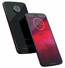 Motorola Moto Z 3rd Generation 64GB Ceramic Black Verizon GSM Unlocked Preowned