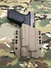 FDE Kydex Holster for Glock 20 21 Threaded Barrel Surefire X300 Ultra A Model
