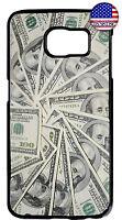 $100 Dollar Bills Money Rubber Case For Samsung Galaxy S10e S10+ S9 Plus S8 S4