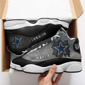 Dallas Cowboys Air JD13 Shoes, Dallas Cowboys NFL Shoes U93A39
