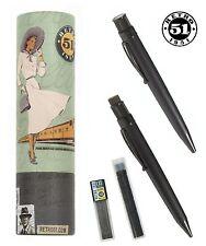 Retro 51  #VRS-1701 / Black Stealth Tornado Pen & Pencil Set