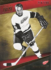 11-12 Panini Prime Gordie Howe Base Card /249