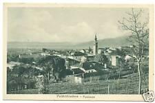 VALDOBBIADENE - PANORAMA (TREVISO)