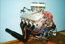 The 800 Plus Horse 460 / 520 Big Block Ford Racing Engine 7Hr DVD - 2 Disc Set
