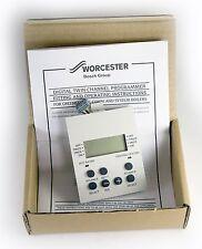 Worcester Greenstar HE Combi Digital Twin Channel Plug-in Programmer 7716192032