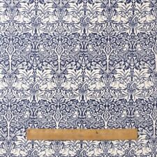 William Morris Brother Rabbit Heavy  Floral Fabric By Half Metre