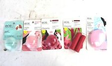 EOS Lip Balm + Hand Lotion Variety Pack Lot of 5 Pomegranate Coconut Berry etc