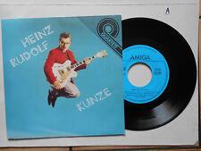 Heinz Rudolf Kunze,Mit Leib und Seele, Schallplatte ST45 Vinyl