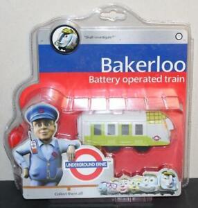 Bakerloo Underground Ernie
