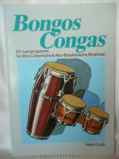 Hakim Ludin - Bongos Congas - Ein Lernprogramm für Afro-Cubanische&Afro-Brasilia