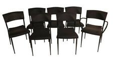 """Seven """"Chit Chat"""" chairs designed by Kerr and Company for Keilhauer, . Lot 102"""
