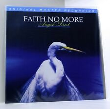 FAITH NO MORE Angel Dust 180-gram VINYL 2LP Mobile Fidelity MOFI SEALED Numbered