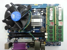 G41 MOTHERBOARD INTEL CHIPSET + 2GB DDR3 RAM + CORE 2 DUO PROCESSOR 2.66ghz