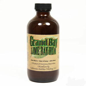Dominica Grand Bay LIME BAY RUM Aftershave, 8 oz.