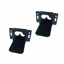 2 x Wall Mount Bracket Fixing Plate Speaker Bar Fix for LG NB2020A Soundbar