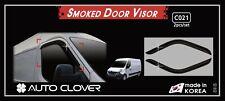 Autoclover Slime Line Weather shields 2pcs for 10/2011 - 2019 Renault Master VAN